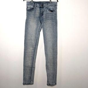 """Cheap Monday"" Y2K Ultra Low Rise Jeans"